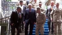 HATAY VALİSİ - Jandarma Genel Komutanı Orgeneral Çetin Hatay'da