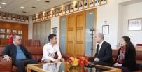 YUTO NAGATOMO - Japonya Başkonsolosu Ehara'dan Florya'ya Ziyaret