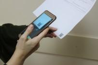 VERGİ MUAFİYETİ - Karekod Uygulaması İle Muayene Sonuçlarını Cep Telefonuna Gelecek
