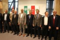 PANCAR EKİCİLERİ KOOPERATİFİ - Kayseri Pancar Kooperatifi Başkanı Akay Açıklaması  'Sözleşmeli Tarım, Türkiye'deki Tarımı Kurtaracak Bir Modeldir'
