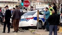 Kilis'te Trafik Kazası Açıklaması 2'Si Polis 4 Yaralı