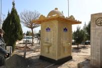 Kızıltepe'de Hastane Bahçesine Çorba Çeşmesi Yapıldı