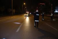 TRAFİK POLİSİ - Konya'da 26 Alkollü Sürücüye Yaklaşık 70 Bin Lira Ceza