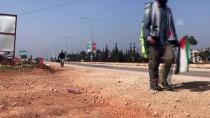 CİLVEGÖZÜ SINIR KAPISI - Kudüs Kararına Tepki İçin Bin 150 Kilometre Yürüdü
