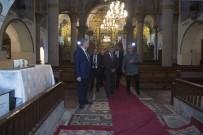 HÜSEYİN YAYMAN - Kültür Ve Turizm Bakan Yardımcısı Yayman, Başkan Çelik'i Ziyaret Etti