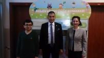 ALI ER - Mersin Barosu'ndan Gaziantep'teki Öğrencilere Kitap Bağışı