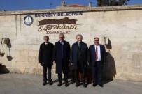 MEHMET METİNER - Milletvekilleri Şahinbey'de Gün Yüzüne Çıkarılan Konakları