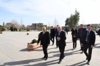 GÖÇ İDARESİ GENEL MÜDÜRLÜĞÜ - Müsteşar Yardımcısı Erdil Üniversite Külliyesini Gezdi