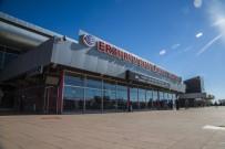 UÇAK TRAFİĞİ - Ocak Ayında Erzurum Havalimanı'nda 141 Bin 553 Yolcuya Hizmet Verildi