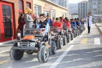 TRAFİK KURALLARI - Öğrencilere Trafik Eğitimi Veriliyor