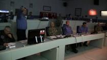 HAVA KUVVETLERİ KOMUTANI - Orgeneral Akar, Koordinasyon Merkezinden Gemi Komutanlarıyla Bağlantı Kurdu