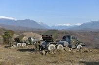 RUSYA FEDERASYONU - Rus Askerleri Hedef Vurmak İçin Yarıştı