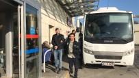 YENIKENT - Sakarya'da 12 FETÖ/PDY Şüphelisi Adliyeye Sevk Edildi