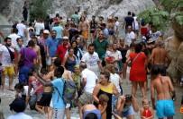 SAKLıKENT - Saklıkent Kanyonu'nu 482 Bin Kişi Ziyaret Etti