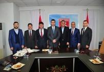 MEHMET CAN - Samsunspor'da Kayyum Görev Dağılımı Yapıldı