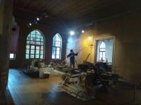 OKUL BİNASI - Simav Kent Müzesi Bakıma Alındı