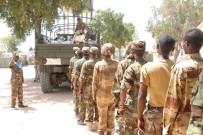 SOMALI - Somali'de Seçim Zaferinin Birinci Yıldönümünde Yardım Dağıtıldı