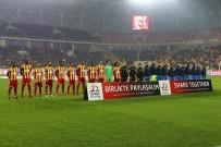 HAKAN DEMIR - Spor Toto Süper Lig Açıklaması Evkur Yeni Malatyaspor Açıklaması 1 - Kasımpaşa Açıklaması 1 (İlk Yarı)