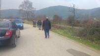 Su Kanalına Devrilen Traktörün Altında Can Verdi