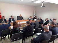 PLAN VE BÜTÇE KOMİSYONU - Şubat Ayı Meclis Toplantıları Tamamlandı