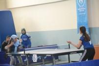 SPOR BAKANLIĞI - Tatvan, Tenisçilere Ev Sahipliği Yapıyor