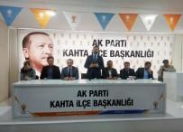 AHMET AYDIN - TBMM Başkanvekili Aydın Açıklaması 'Türkiye'nin Bekası Terör Örgütlerini Kurutmaktan Geçer'
