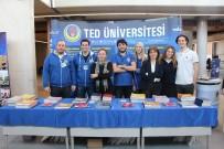 YÜKSEK ÖĞRETİM - TED Koleji '14. Üniversite Tanıtım Fuarı' Başkent'te Gerçekleşti