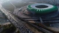 ÇORUH - Timsah Arena Davasında Uzlaşma Sağlandı