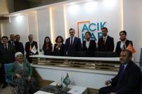 Tunceli'de 'Açık Kapı' Projesi Uygulamaya Geçti