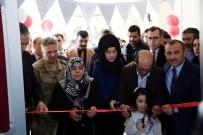 Tunceli'de Şehit Polisin İsmi Kütüphaneye Verildi