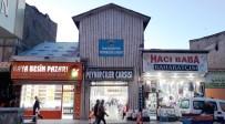 KAZAN DAİRESİ - Van Peynirciler Çarşısı Yenileniyor