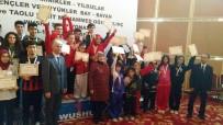 ALİ ÇETİNKAYA - Wushu Şampiyonasında Yunusemre Belediyespor Fırtınası