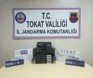 DEĞIRMENLI - Yolcuların Valizinden 410 Paket Kaçak Sigara Çıktı