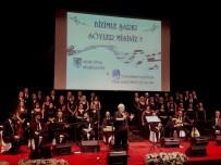 SANAT MÜZİĞİ - Yunusemre TSM Korosu İzmirli Sanatseverlerle Buluştu