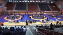BAŞPEHLİVAN - 23 Yaş Altı Türkiye Grekoromen Güreş Şampiyonası Başladı