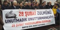 FAZİLET PARTİSİ - 28 Şubat Mağdurları Haklarını Arıyor!