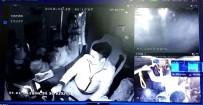 MEHMET AKIF ERSOY ÜNIVERSITESI - 7 Öğrencinin Yaralandığı Kazada Otobüs Kamerasından Panik Anları