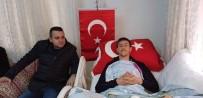 TÜRK ORDUSU - Afrin'de Amerikan Yapımı Mayın Yüzünden Ayaklarını Kaybetti
