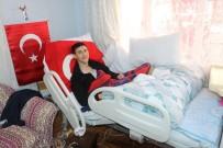 MUSTAFA HAKAN GÜVENÇER - Afrin Gazisi Ayaklarını Kaybettiği Günü Anlattı