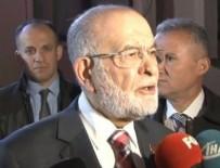 TEMEL KARAMOLLAOĞLU - AK Parti ve Saadet Partisi'nden sürpriz görüşme