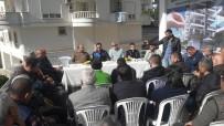 TOSMUR - Alanya'da Polis, Halka Buluşmaya Devam Ediyor