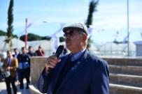 HÜSAMETTIN ÇETINKAYA - Antalya'da Şehit Ömer Halisdemir Parkı Şehidin Babasının Katılımıyla Açıldı