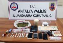 UYUŞTURUCU OPERASYONU - Antalya'da Uyuşturucu Operasyonu Açıklaması 7 Gözaltı