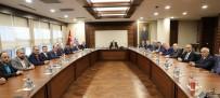 PANCAR EKİCİLERİ KOOPERATİFİ - Bakan Ağbal, Burdur Heyetini Ağırladı
