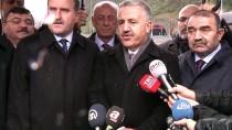 Bakan Arslan Ve Bak Cankurtaran Tüneli'ni Ulaşıma Açtı