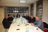 TOPLU İŞ SÖZLEŞMESİ - Bartın Belediyesi'nde Toplu İş Sözleşmesi İmzalandı