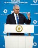 ÜST SINIR - Başbakan Yıldırım'dan KOBİ'lere Müjde
