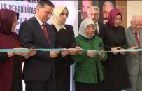 SEMİHA YILDIRIM - Başbakan Yıldırım'ın Eşi Huzurevi Açılışına Katıldı