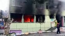 KAVACıK - Beykoz'da Yangın