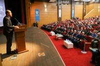 ERDOĞAN BEKTAŞ - Bilal Erdoğan Recep Tayyip Erdoğan Üniversitesi'nde ''Yeni Türkiye Ve Gençlik'' Konferansına Katıldı